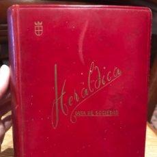 Libros: HERÁLDICA GUÍA DE SOCIEDAD 1959. Lote 194228122