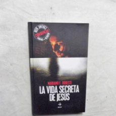 Libros: LA VIDA SECRETA DE JESUS POR MARIANO F. URRESTI ( LIBRO + DVD ) IKER JIMENEZ ENIGMAS SIN RESOLVER. Lote 194228555