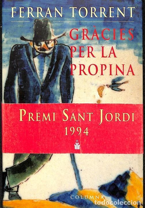 GRÀCIES PER LA PROPINA (CATALÁN) (Libros sin clasificar)