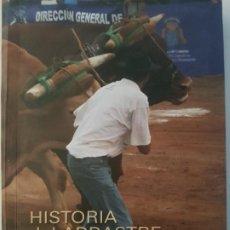 Libros: HISTORIA DEL ARRASTRE EN LA ISLA DE TENERIFE-A.AFONSO MARICHAL-FED.DE ARRASTRE CANARIA-2007(ILUSTR). Lote 194237713
