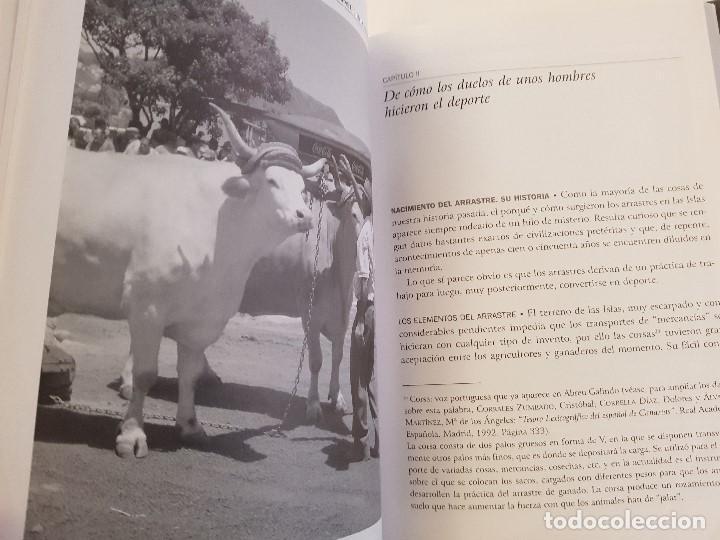 Libros: HISTORIA DEL ARRASTRE EN LA ISLA DE TENERIFE-A.AFONSO MARICHAL-FED.DE ARRASTRE CANARIA-2007(ILUSTR) - Foto 8 - 194237713