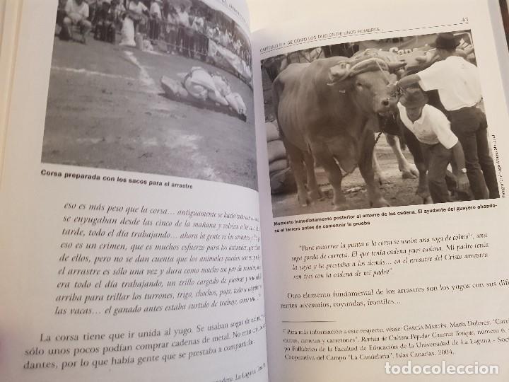 Libros: HISTORIA DEL ARRASTRE EN LA ISLA DE TENERIFE-A.AFONSO MARICHAL-FED.DE ARRASTRE CANARIA-2007(ILUSTR) - Foto 9 - 194237713