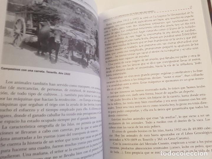 Libros: HISTORIA DEL ARRASTRE EN LA ISLA DE TENERIFE-A.AFONSO MARICHAL-FED.DE ARRASTRE CANARIA-2007(ILUSTR) - Foto 11 - 194237713
