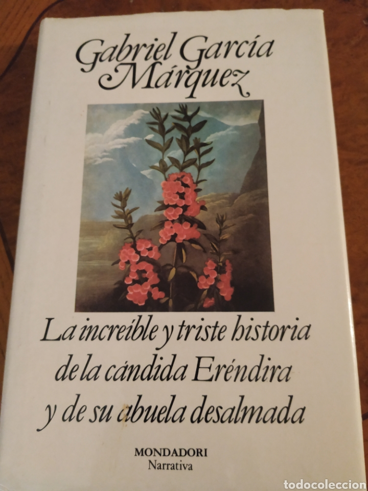 LA INCREÍBLE Y TRISTE HISTORIA .... (Libros sin clasificar)