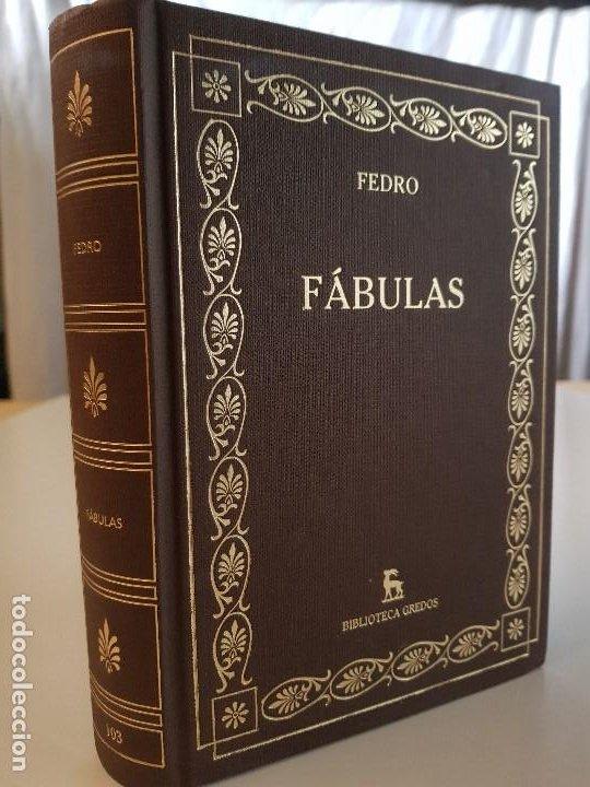FEDRO-FÁBULAS, AVIANO-FÁBULAS, FÁBULAS DE RÓMULO-BIBLIOTECA CREDOS-AÑO 2016 (Libros sin clasificar)