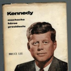Libros: KENNEDY - BRUCE LEE. Lote 194245232