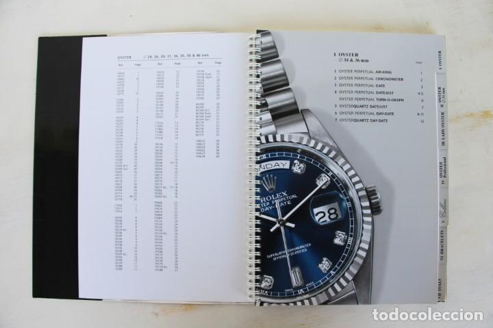 Libros: Catálogo original raro de Rolex 1999-2000 - Foto 3 - 194247490