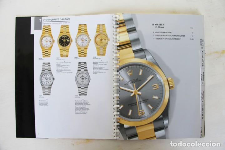 Libros: Catálogo original raro de Rolex 1999-2000 - Foto 4 - 194247490