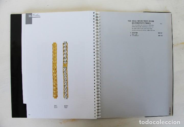 Libros: Catálogo original raro de Rolex 1999-2000 - Foto 9 - 194247490