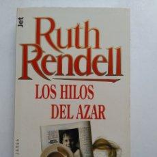 Libros: LOS HILOS DEL AZAR/RUTH RENDELL. Lote 194254377