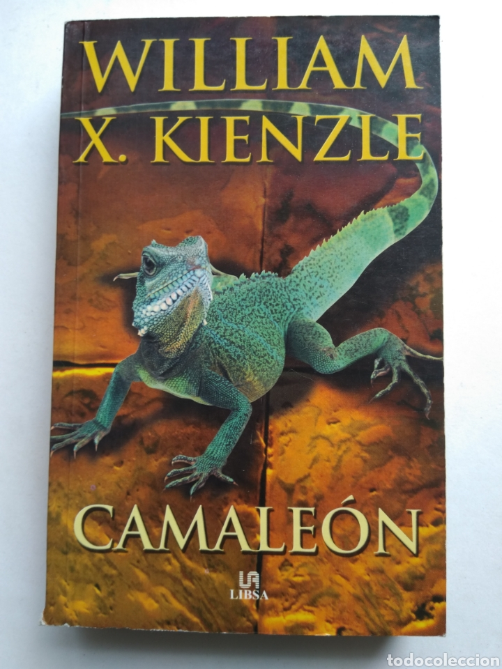 CAMALEON/WILLIAM X. KIENZIF (Libros sin clasificar)