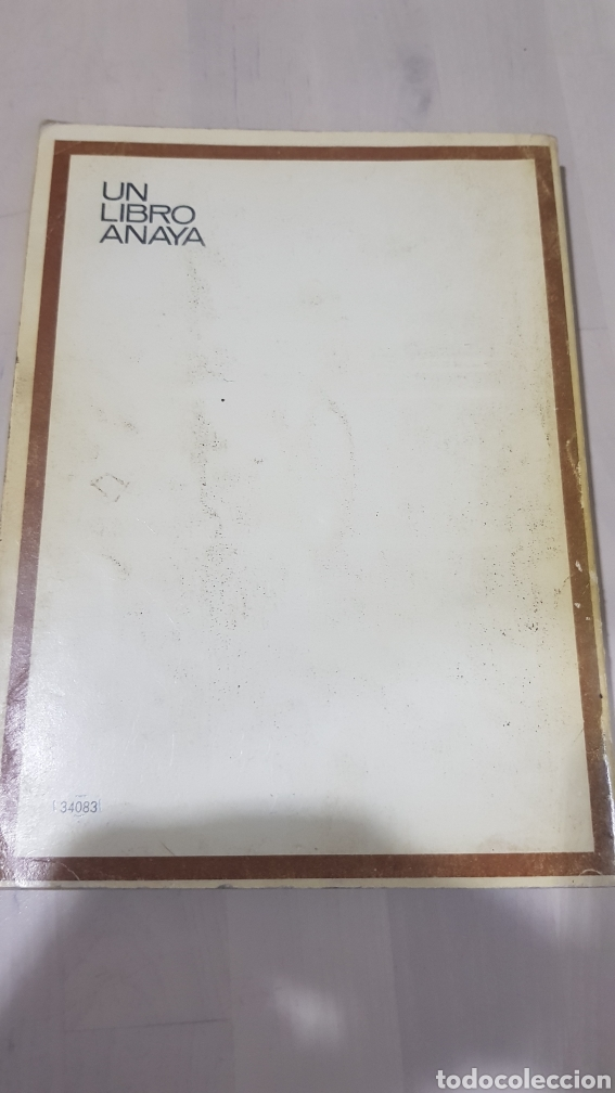Libros: LIBRO LENGUA Y LITERATURA ESPAÑOLAS ANAYA - Foto 2 - 194254885