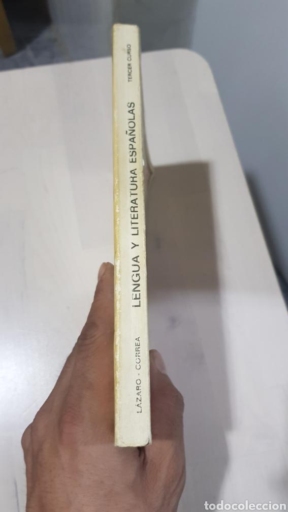 Libros: LIBRO LENGUA Y LITERATURA ESPAÑOLAS ANAYA - Foto 3 - 194254885