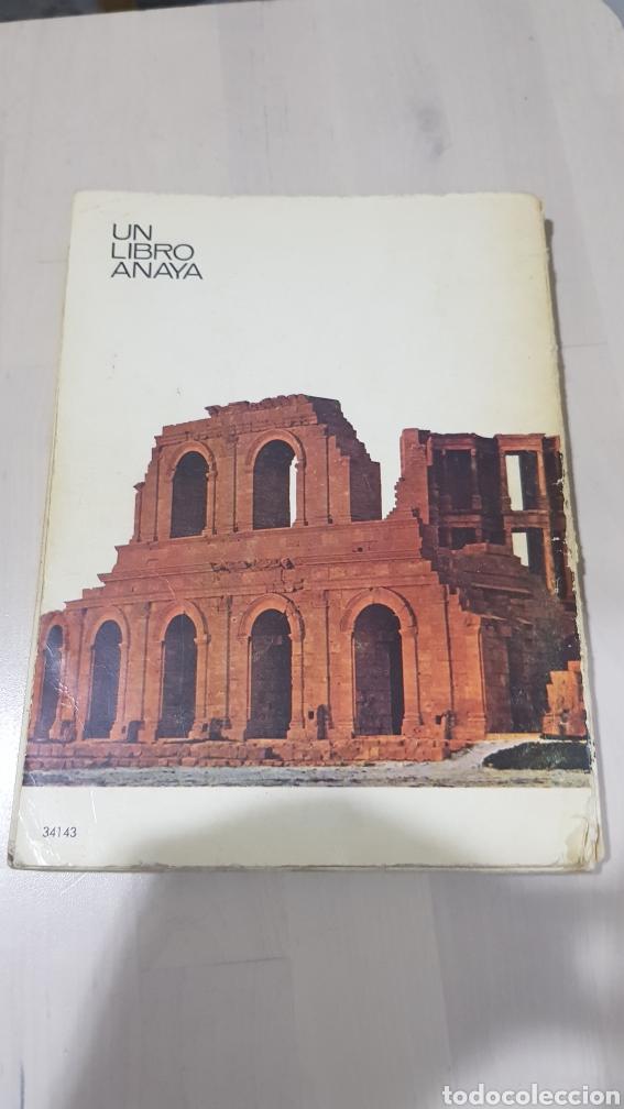 Libros: LIBRO HISTORIA UNIVERSAL Y DE ESPAÑA ANAYA 1969 - Foto 2 - 194254927