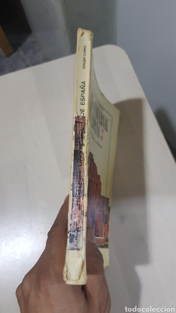 Libros: LIBRO HISTORIA UNIVERSAL Y DE ESPAÑA ANAYA 1969 - Foto 3 - 194254927