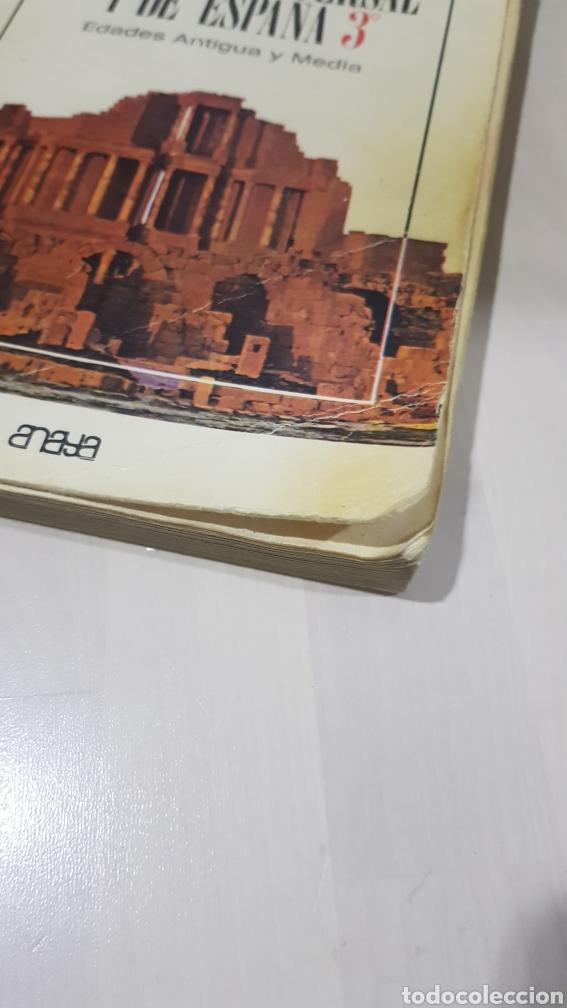 Libros: LIBRO HISTORIA UNIVERSAL Y DE ESPAÑA ANAYA 1969 - Foto 6 - 194254927