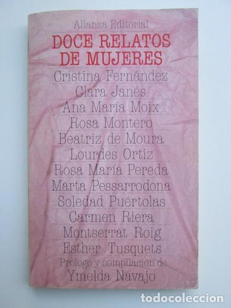 DOCE RELATOS DE MUJERES - AAVV (Libros sin clasificar)