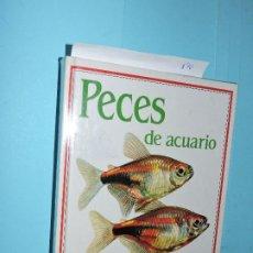 Libros: PECES DE ACUARIO. PETROVICKÝ, IVAN. ILUSTRACIONES DE LADISLAV PROS. ED. SUSAETA. MADRID 1994. Lote 194263113
