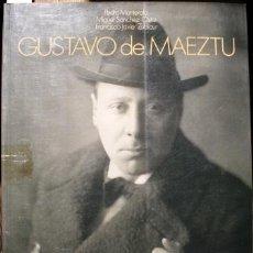 Libros: GUSTAVO DE MAEZTU - MANTEROLA, PEDRO; SÁNCHEZ-OSTIZ, MIGUEL & ZUBIAUR, FRANCISCO JAVIER. Lote 194290940