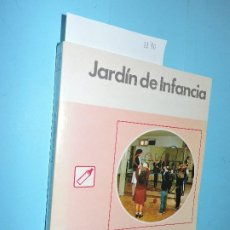 Libros: JARDÍN DE INFANCIA 2: TECNOLOGÍA 2. ED. EDITEX. MADRID 1996. Lote 194291052