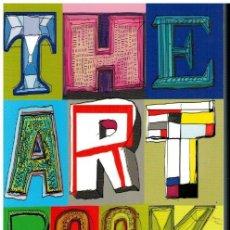 Libros: THE ART BOOK. 2ª ED.. Lote 194307405