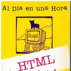 Libros: HTML.. Lote 194307418