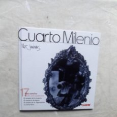 Libros: CUARTO MILENIO Nº 17 RITOS EXTRAÑOS DE IKER JIMENEZ ( LIBRO + DVD ) . Lote 194326177