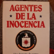 Libros: AGENTES DE LA INOCENCIA. Lote 194339993