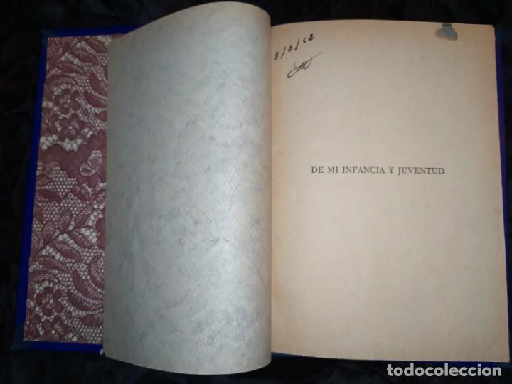 Libros: DE MI INFANCIA Y JUVENTUD ALBERT SCHWEITZER SEGUNDA EDICIÓN 1954 PRÓLOGO SOSA - Foto 10 - 194340593
