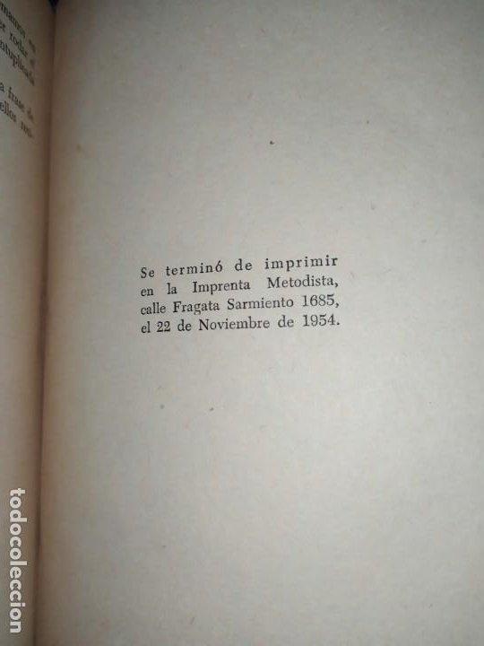 Libros: DE MI INFANCIA Y JUVENTUD ALBERT SCHWEITZER SEGUNDA EDICIÓN 1954 PRÓLOGO SOSA - Foto 11 - 194340593