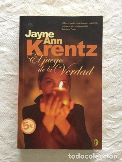 EL JUEGO DE LA VERDAD - JAYNE ANN KRENTZ (Libros sin clasificar)