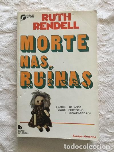 MORTE NAS RUÍNAS - RUTH RENDELL (Libros sin clasificar)