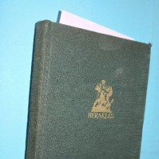 Libros: SAFARI: LEGENDARIAS AVENTURAS EN ÁFRICA. JOHNSON, MARTIN. COL. HERAKLES. ED. HISPANO EUROPEA. BARCEL. Lote 194361232