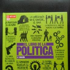 Libros: KELLY, PAUL - EL LIBRO DE LA POLÍTICA. Lote 194493061