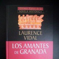 Libros: LOS AMANTES DE GRANADA. Lote 194493226