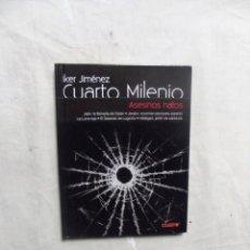 Libros: CUARTO MILENIO DE IKER JIMENEZ Nº 24 ASESINOS NATOS ( LIBRO + DVD) . Lote 194510611