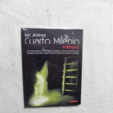 Libros: CUARTO MILENIO DE IKER JIMENEZ Nº 4 POLTERGEIST ( LIBRO + DVD) . Lote 194511341