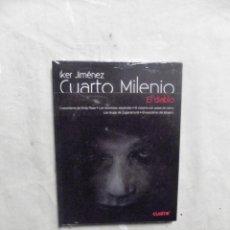 Libros: CUARTO MILENIO DE IKER JIMENEZ Nº 13 EL DIABLO ( LIBRO + DVD) . Lote 194511988