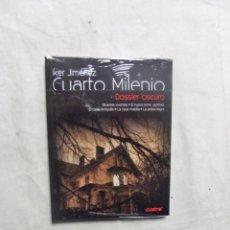 Libros: CUARTO MILENIO DE IKER JIMENEZ Nº 22 DOSSIER OSCURO ( LIBRO + DVD) . Lote 194512131