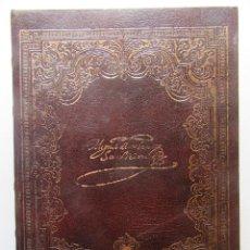 Libros: DON QUIJOTE DE LA MANCHA - GRAN FORMATO - ILUSTRACIONES GUSTAVO DORE - OCEANO. Lote 194519476