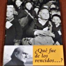 Libros: VICTIMAS DE LA VICTORIA. Lote 194537170