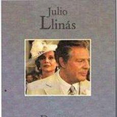 Libros: DE ESO NO SE HABLA - JULIO LLIMÁS. Lote 194547887