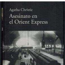 Libros: ASESINATO EN EL ORIENT EXPRESS - AGATHA CHRISTIE. Lote 194547927