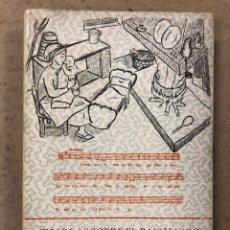 Libros: CHARLAS SOBRE EL PAIS VASCO (LA MUJER Y EL NIÑO). MME. D'ABBADIE D'ARRAST. COLECCIÓN AUÑAMENDI 1959. Lote 194580448