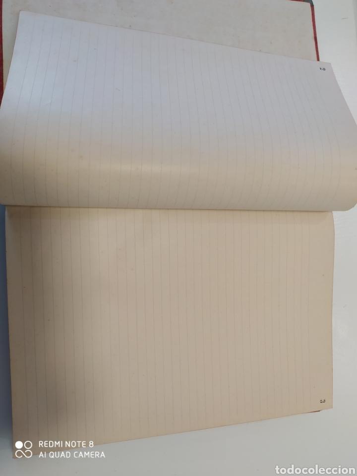 Libros: Antiguo libro copiador. Muy bonito - Foto 7 - 194593841