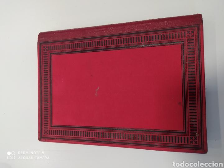 Libros: Antiguo libro copiador. Muy bonito - Foto 8 - 194593841