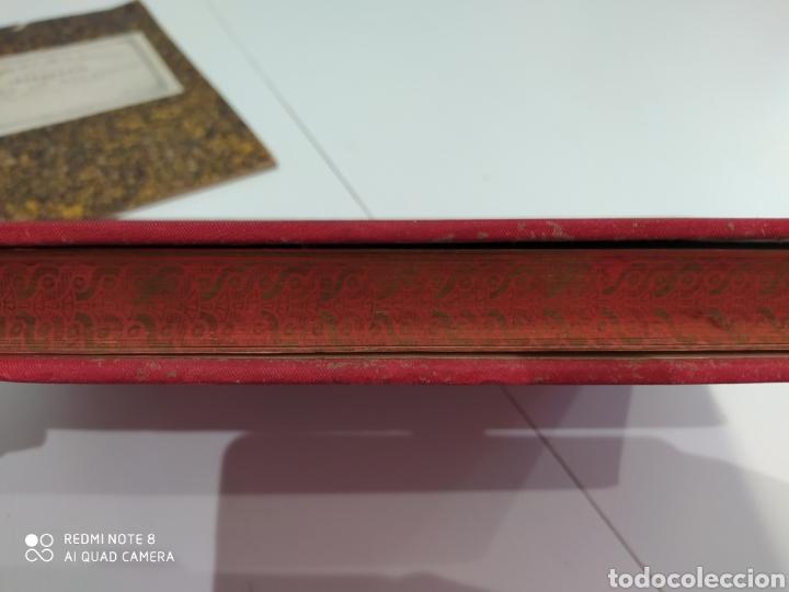 Libros: Antiguo libro copiador. Muy bonito - Foto 10 - 194593841