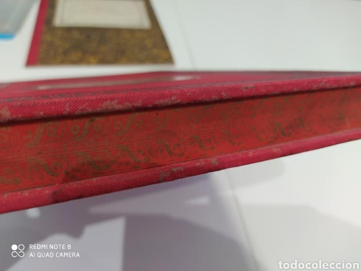 Libros: Antiguo libro copiador. Muy bonito - Foto 12 - 194593841