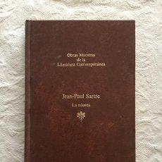 Libros: LA NÁUSEA - JEAN-PAUL SARTRE. Lote 194643676