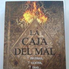 Libros: LA CAJA DEL MAL/MARTIN LANGFIELD. Lote 194644520